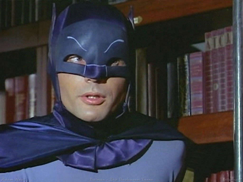 Batman's Eye Shadow | The Mask of Reason