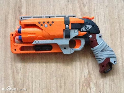 Nerf Zombie Strike Hammer Shot - Preview - 01