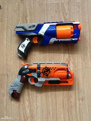 Nerf Zombie Strike Hammer Shot - Preview - 03