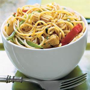 Mmmmh, noodles