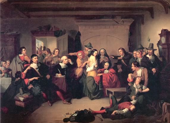 Witch Trials in the Seventeenth Century